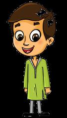 Aqi Boy Image