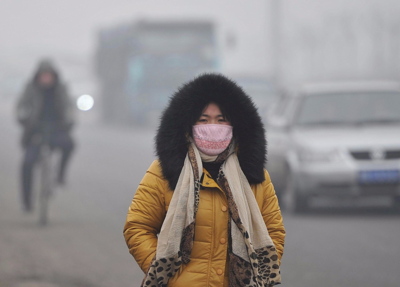 air pollution health effects