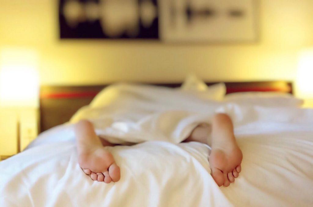 Sleeping disorder air pollution