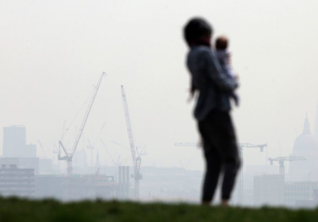 air pollution is harmful for kids