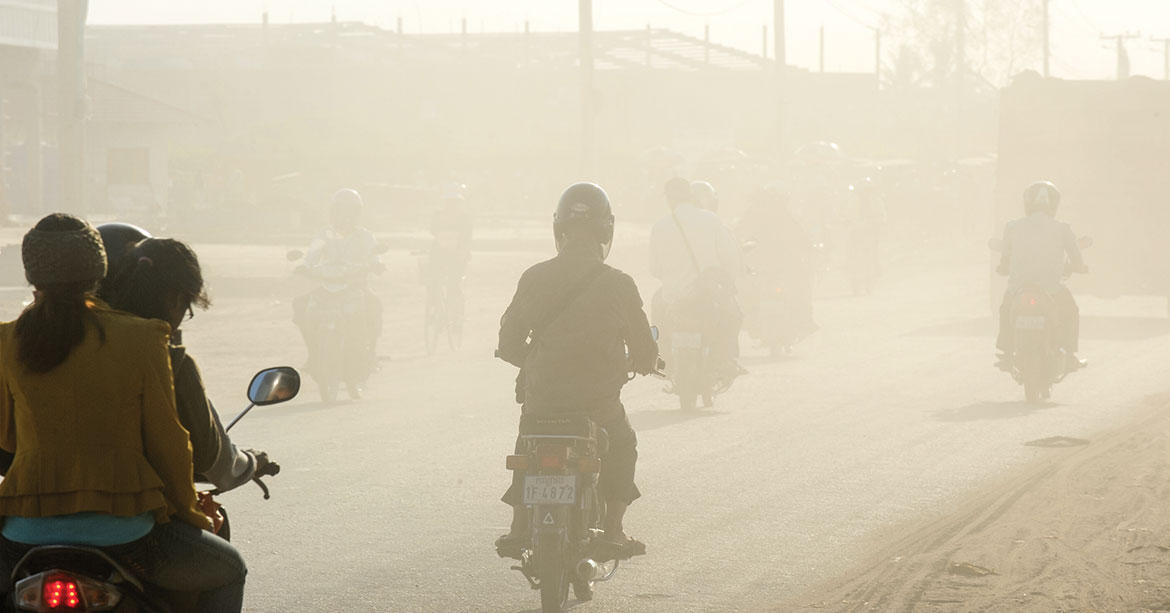 5 Unusual Health Effects of Air Pollution on Humans-AQI India