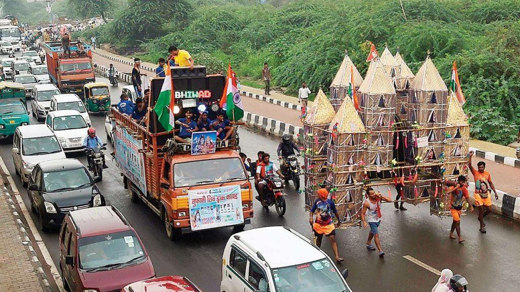 pollution in Haridwar