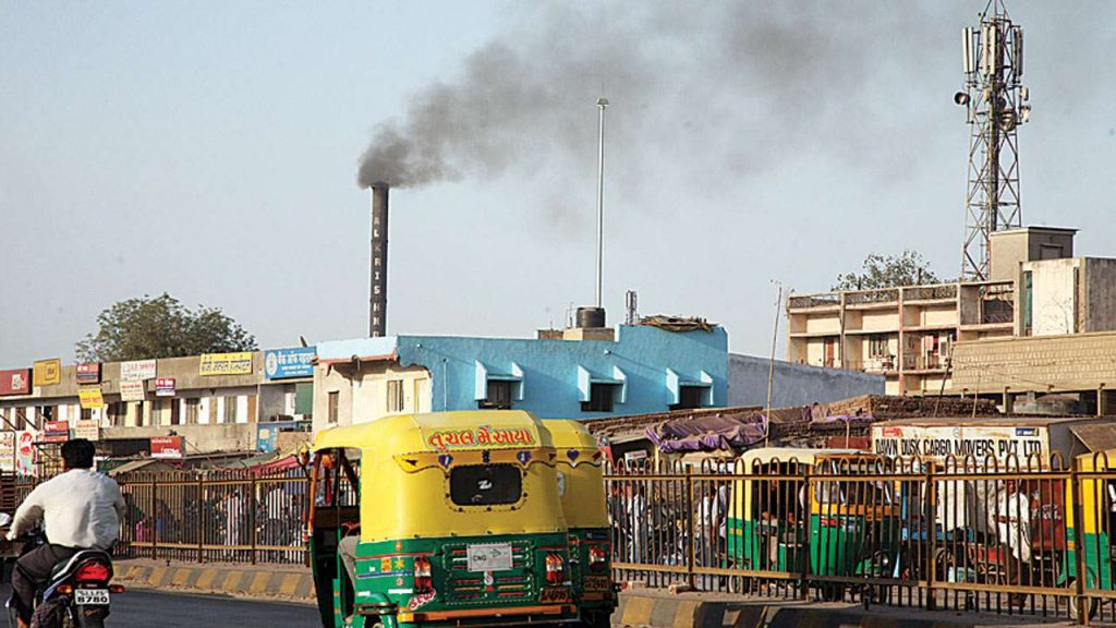 Gujarat Launches India's First Trading Programme To Combat Air Pollution