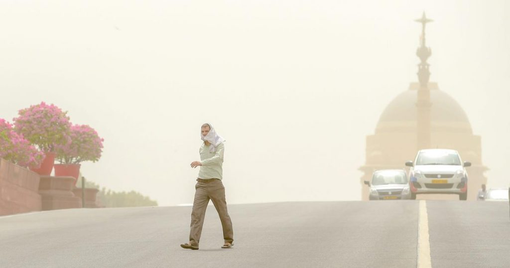 Modi Government must Tackle Air Pollution
