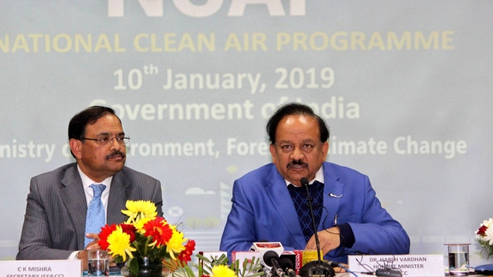 National Clean Air Programme (NCAP)