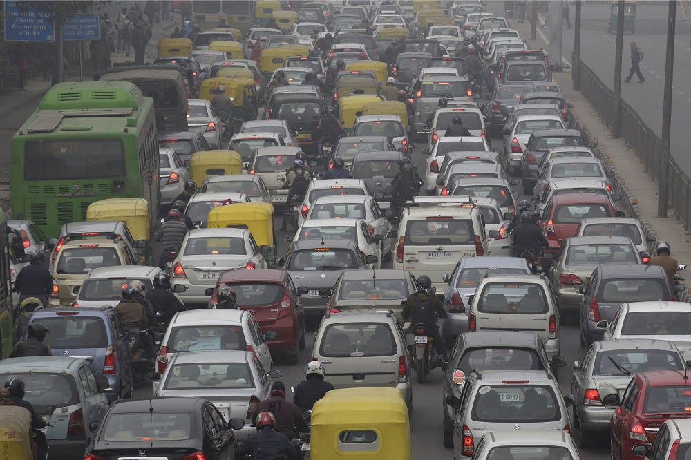 Effects of Nitrogen Dioxide in Indian Cities