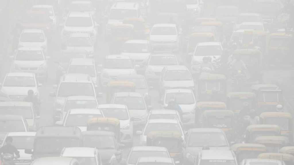 Air Pollution in The City Is Equivalent to Smoking 5-7 Cigarettes A Day