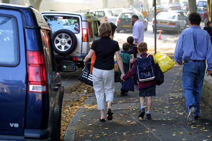 schools to cut air pollution