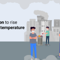Air Pollution will Rise With Rising Temperature