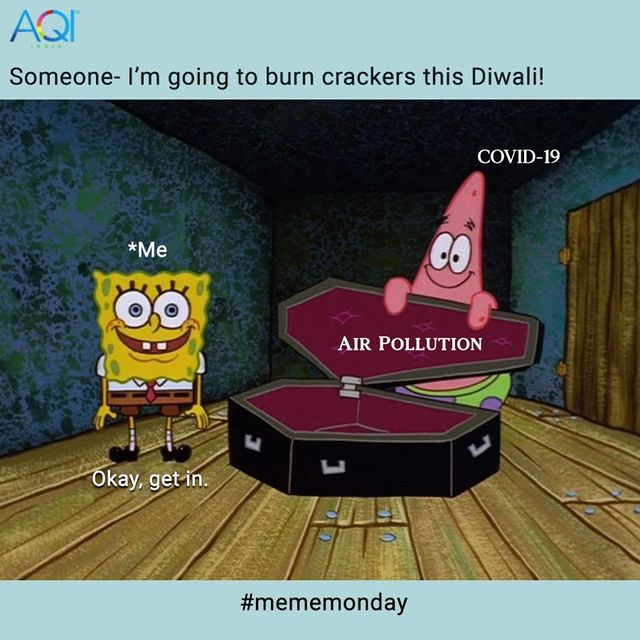 meme on air pollution-the deady duo