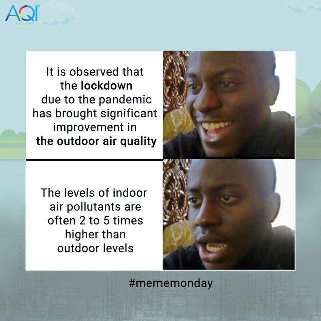 meme on air pollution-Indoor Air Pollution