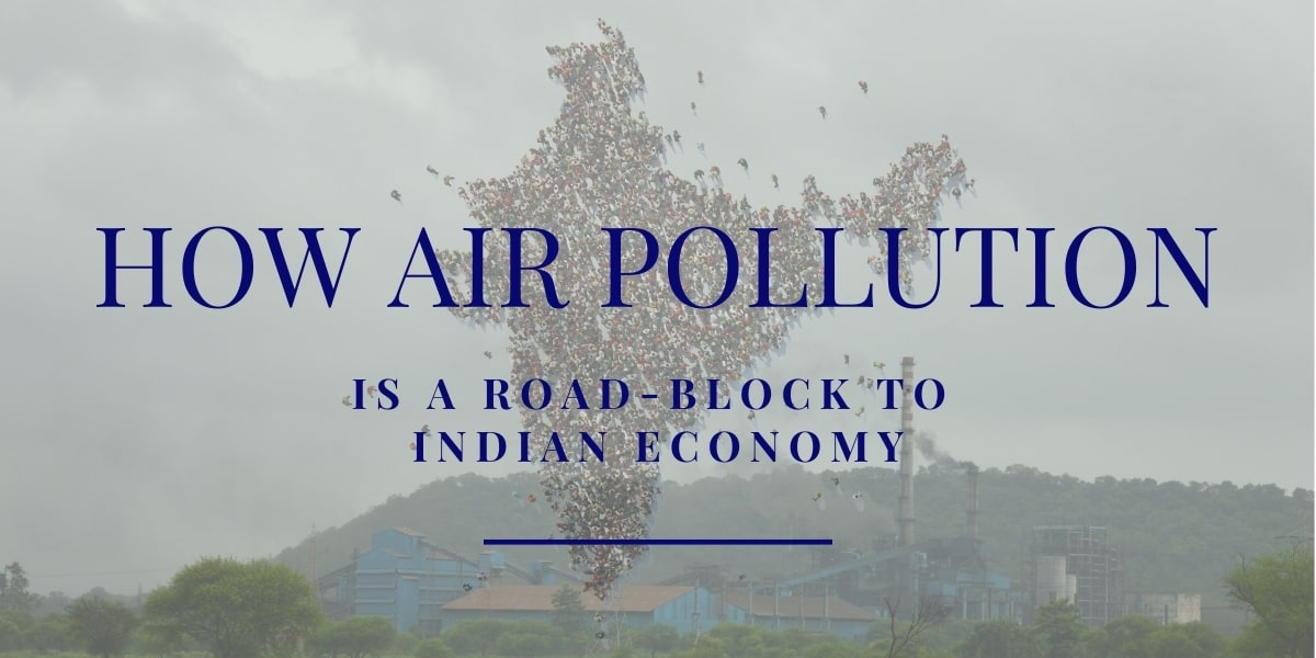 Health and Economic Analysis of Deaths due to Air Pollution in India